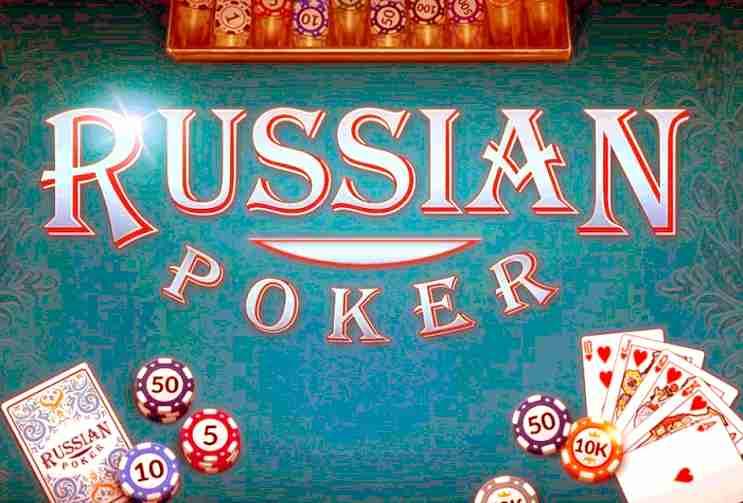 Online casino game russian poker